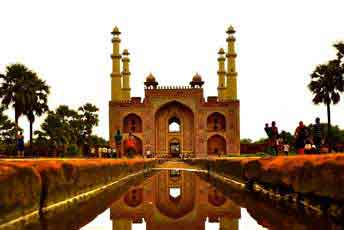Cab Services in Agra